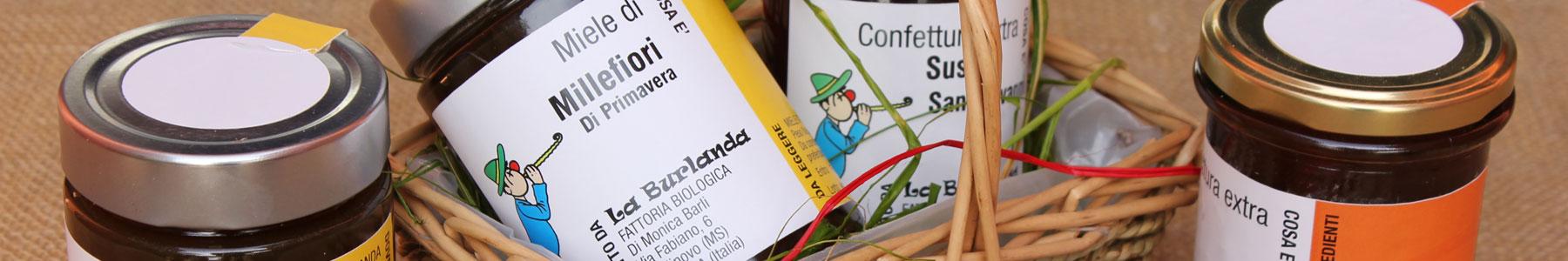 Prodotti Miele La Burlanda Fosdinovo